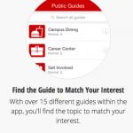 App promotional website – mobile.