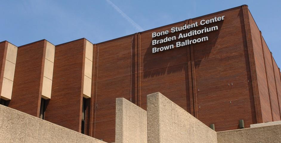 Bone Student Center Website