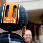 Bike BloNo decal. Photo credit: Evan Skidmore.