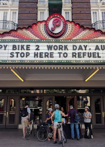 Bike To Work Day – ATX