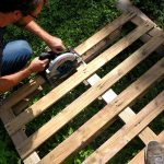 Testing the Framework: Collaborating with local designer Orlando Cabanas on wooden pallet alterations.