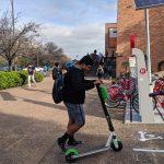 Testing the Framework: observed successes of scooter parking intervention.