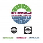 Ka'ahumanu Ave Community Corridor brand